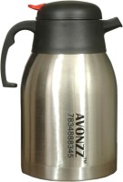 Avonzz Vacuum Insulated 1500 Ml Flask (Pack Of 1, Silver Chrome)