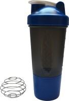 UDAK One Storage Loop 500 Ml Bottle, Shaker, Sipper (Pack Of 1, Blue)