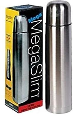 Mega Slim Super Utility 500 Ml Flask (Pack Of 1, Silver)