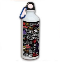 Amy Rock Bands Name 500 Ml Bottle (Pack Of 1, Multicolor)