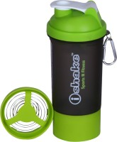 IShake 019 600 Ml Bottle (Pack Of 1, Green)
