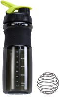 IShake Heavy Blender 600 Ml Bottle (Pack Of 1, Black, Green)
