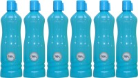 Harshpet Fridge Bottle- Chreey Blue 1000 Ml Bottle (Pack Of 6, Blue)