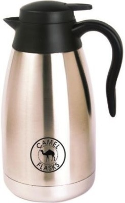 Camel Coffee Pot 1500 Ml Flask (Pack Of 1, Silver)
