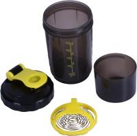 IShake Speed 1 Storage Yellow 500 Ml Bottle (Pack Of 1, Yellow, Black)
