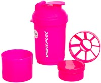 Technix Protein Shaker Regular 700 Ml Sipper (Pack Of 1, Pink)
