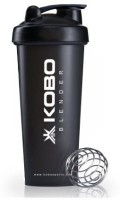 KOBO SHAKER SIPPER BLENDER BOTTLE (IMPORTED) 600 Ml Shaker, Bottle, Sipper (Pack Of 1, White)