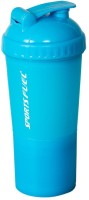 Technix Protein Shaker Regular 700 Ml Sipper (Pack Of 1, Black) - BOTEEYX2VMU2GJVG