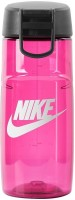 Nike T1 TRAINING GRAPHIC WATER BOTTLE 16oz 473 Ml Sipper (Pack Of 1, Multicolor)