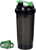 Dyeg Speed Spider Shaker 500 Ml Sipper (Pack Of 1, Green, Black)