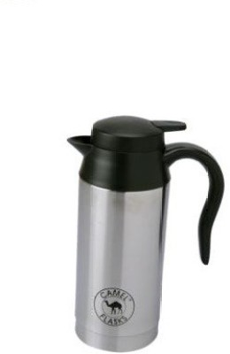 Camel Coffee Pot 800 Ml Flask (Pack Of 1, Silver)