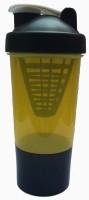 UDAK Andrew 500 Ml Shaker (Pack Of 1, Yellow, Black)