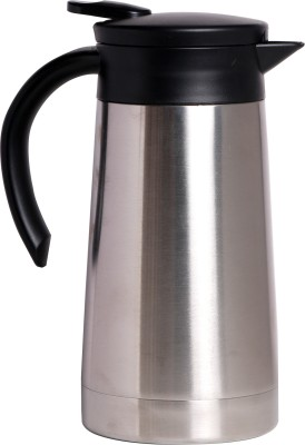 GSL Thermos Pot (800mL) 800 Ml Flask (Pack Of 1, Silver)