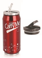 Ocean's CarryMe Sippie 500 Ml Sipper (Pack Of 1, Red)