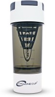 Fuel Shaker Cyclone 500 Ml Shaker, Sipper, Bottle (Pack Of 1, Black & White)