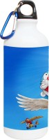 Pools Doraemon And Friends 500 Ml Sipper (Pack Of 1, White)