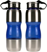 Anni Creations Bare Handy Soft 600 Ml Bottle (Pack Of 2, Blue)