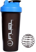 Fuel Shake Rock 600 Ml Shaker, Sipper, Bottle (Pack Of 1, Black & Blue)
