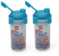 Cello Fit & Fresh R 450 Ml Sipper (Pack Of 2, Blue)