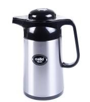 Cello Irish Vacuum 1000 Ml Flask (Pack Of 1, Black)