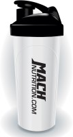 Mach Nutrition PP5 1 L Shaker (Pack Of 1, White)