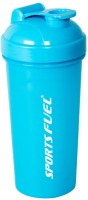 SportsFuel Protein 700 Ml Shaker (Pack Of 1, BLUE)