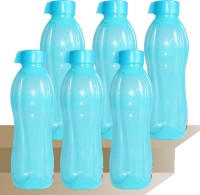 Chetan Aqua 1000 Ml Bottle (Pack Of 6, Blue)