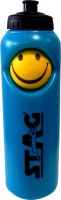 Stag Smiley Water Bottle 1000 Ml Sipper (Pack Of 1, Blue)