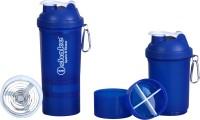 IShake Jazzy Blender Blue 500 Ml Bottle (Pack Of 1, Blue)