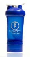 THUNDERFIT Grip 750 Ml Bottle, Shaker, Water Bag, Sipper, Flask, Bottle Cage (Pack Of 1, Blue)