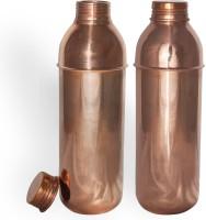 DakshCraft Health Benefits,Set Of 2 800 Ml Bottle (Pack Of 2, Gold)