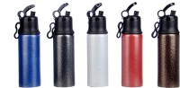 Pexpo PXPSAWRBCS 750 Ml Sipper (Pack Of 5, Antique Red ,Antique Blue,Antique White, Antique Copper, Antique Silver)