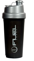 Fuel Shake Sip Up 500 Ml Sipper, Shaker, Bottle (Pack Of 1, Black & Silver)