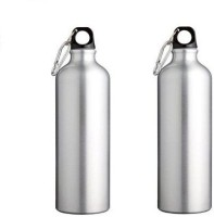 Phoenix Sports 750 Ml Bottle (Pack Of 2, Silver)