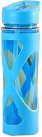 Satyam Kraft Spiral Deep Blue 580 Ml Sipper (Pack Of 1, Blue)