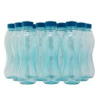 Milton Light-Weight 1000 Ml Bottle (Pack Of 12, Blue)