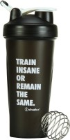 Ishake Crossfit Soot 600 Ml Bottle (Pack Of 2, Black)