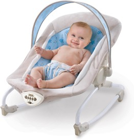 Toys Bhoomi Rest & Play Bouncers Rockers To Keep Baby Calm And Comfortable - Music Rocking Chair