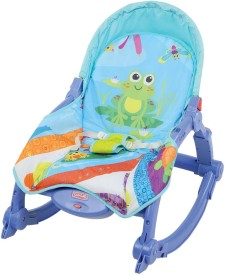 LuvLap Little Hopper Toddler Rocker