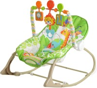 Toyhouse Baby Bouncer with Vibration and Music: Bouncer