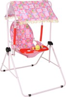 New Natraj Cozy Room Swing Pink