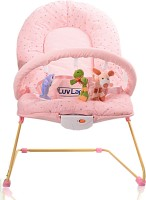 Luvlap Baby Bouncer Pink