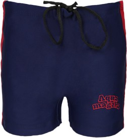 Aquamagica U - Trunk Solid Boy's Boxer