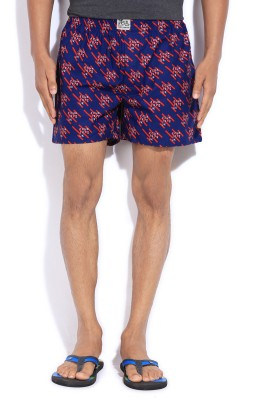 Fcuk FCUK Printed Men's Boxer (White)