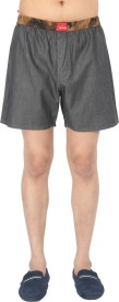 April6 Solid Men's Boxer