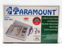 Paramount 5387 Talking Digital Blood Pressure Monitor - With Fuzzy Logic Bp Monitor - White