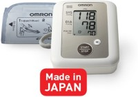 Omron HEM-7117-AP3 (JPN2) Bp Monitor (White)