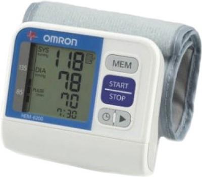 Buy Omron HEM 6200 Wrist Bp Monitor: Bp Monitor