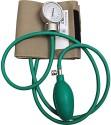 MCP BP 201 Dial Type Aneroid Aneroid Sphygmomanometer Bp Monitor - Green