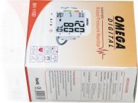 Omega BH-110 Bp Monitor (White)